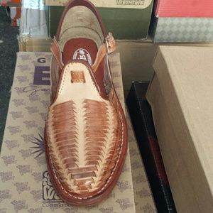 89b38deb3 Other - Leather Mocasin with bucle Paja