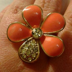 Jewelry - INC flower ring