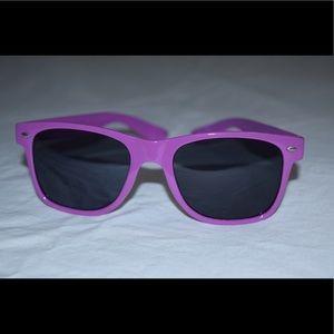 Accessories - Cute purple sunglasses