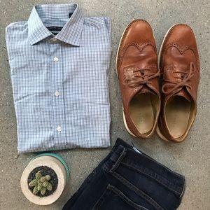 John Varvatos Other - John Varvatos • Blue Button-up Shirt
