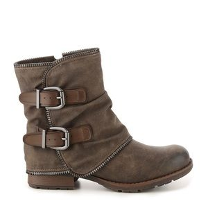 Not Rated Shoes - Not Rated Buckle Booties