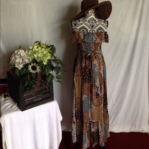 Belle Du Jour Dresses & Skirts - Belle Du Jour N'awlins Weekend Boho Dress