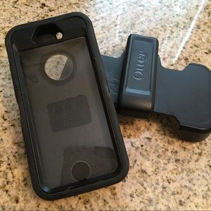 OtterBox Accessories - iPhone 5 Defender Series Otterbox Case/Holster