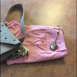 J. Crew Pants - Light pink J. Crew cotton shorts