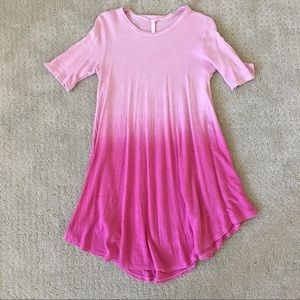 Pinkblush Tops - PinkBluch Maternity Ombré Tunic