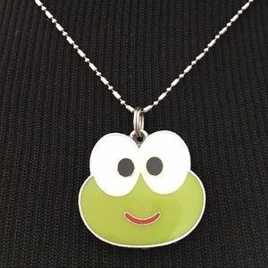 Sanrio Jewelry - Sanrio | Keroppi the Frog Necklace