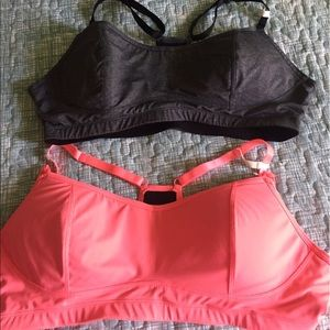 Other - 2 Motherhood Nursing Sports Bras
