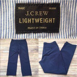 J. Crew Other - 🏝Size 34x32 J. Crew Lightweight Urban Slim Pants