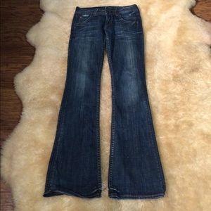 """Hudson Jeans Denim - Hudson👖Sz 26 Inseam 32"""" rise 7"""" waist 14 1/2""""app"""