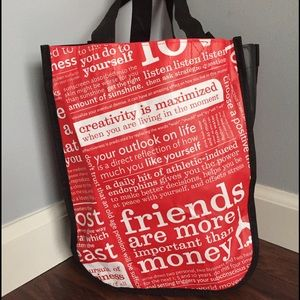 Lululemon Tote Bag Purse Shopper