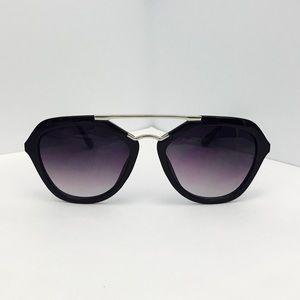 ♥️BOGO♥️New Nasty Gal Black Oversized Sunglasses
