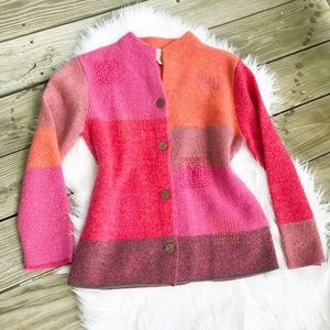 J. Crew Sweaters - Colorblock sweater