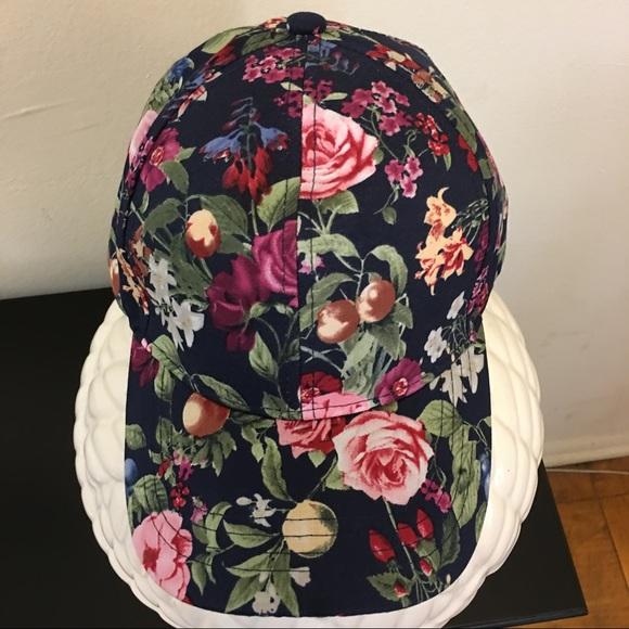 596f7e19291594 Ellen Tracy Accessories   Floral Hat   Poshmark
