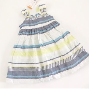 Gymboree Other - NWT! Gymboree striped dress