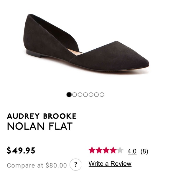 Audrey Brooke Shoes Flats