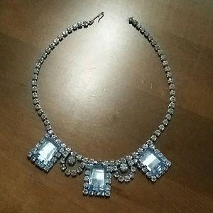 Vintage Jewelry - Vintage Great Britain Estate Bold Statement Piece
