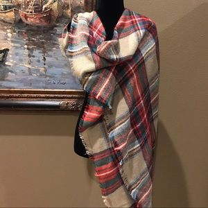 Jackets & Blazers - Large cape/scarf