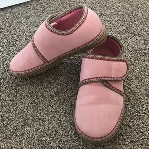 Deer Stags Shoes - Original Deer Stags Pink Mocassin Shoes Size: 7