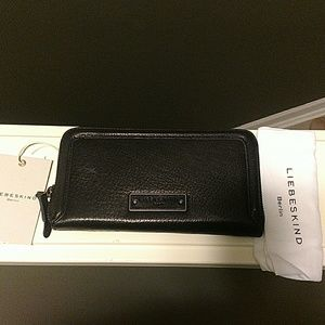 Liebeskind Handbags - LIEBESKIND ZIP AROUND WALLET