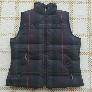 Lauren Ralph Lauren Jackets & Blazers - Lauren Ralph Lauren Plaid Reversible Vest Sz XL