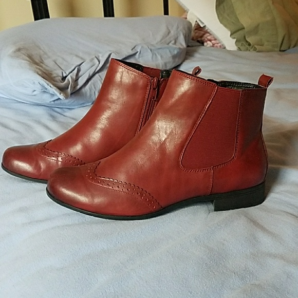 Sale Hotter Shawbury Ankle Boots | Poshmark