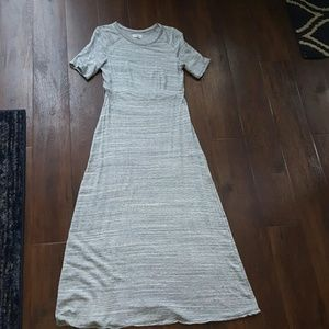 Lou and grey Heather gray maxi dress