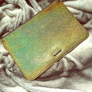Rebecca Minkoff Handbags - REBECCA MINKOFF HOLOGRAPHIC CLUTCH