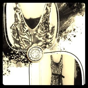 JS Boutique Dresses & Skirts - 🆕 EUC 🍒 (REPOSH) JS BOUTIQUE Silk Chiffon 🍒