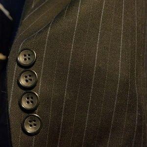11 By Boris Bidjan Saberi Other - Pin Stripe Black Suit