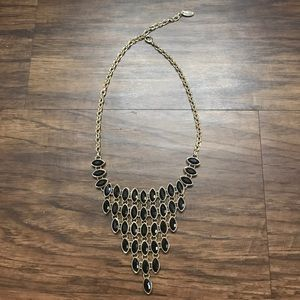 Nordstrom Jewelry - Reversible Gold Statement Necklace