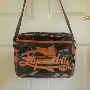 Superdry Other - Superdry orange bag