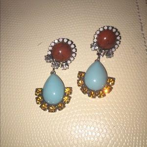 DANNIJO Jewelry - Never worn Dannijo earrings