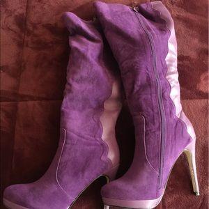 Shoes - Purple Passion Boots💜
