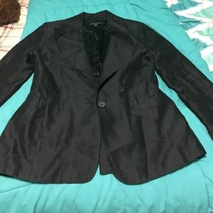 Banana Republic Jackets & Blazers - Black blazer👚👓👠👠