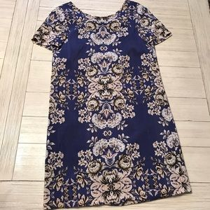 Silk  Madewell Shift Dress