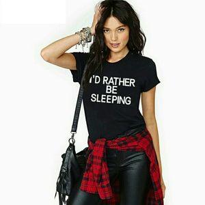 Breaux Mode Tops - JUST IN 💢 [L & XL] Black Grapic T-Shirt