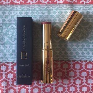 NEW Beautycounter Cream Blush in Hibiscus