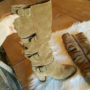Sofft Shoes - SOFFT brand suede boots Size 8 Great condition!