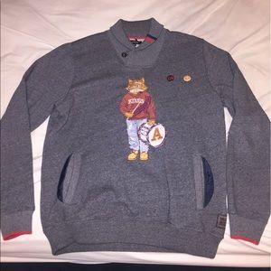 Akoo Other - Akoo fox w/ bass drum sweater