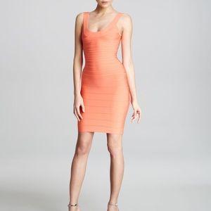 Herve Leger Dresses & Skirts - Orange Herve Leger Sydney dress