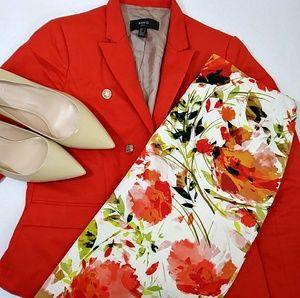 Kasper Dresses & Skirts - ⚡1HR SALE⚡Jones Studio Seperates Floral  Skirt