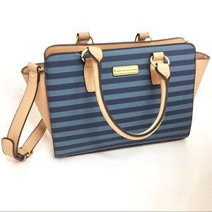 Adrienne Vittadini Handbags - Adrienne Vittadini Hayes Satchel-Offers Considered