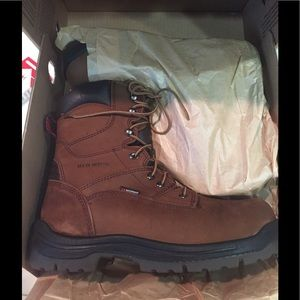 Red Wing Shoes Other - Red Wing Boots 2244 NIB Safety hazard workbook