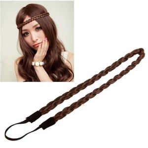 Accessories - Braided Synthetic Hair Headband