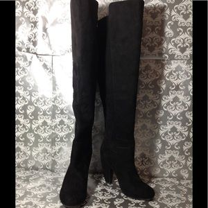 Candies over the knee boots