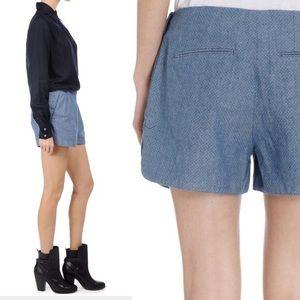 rag & bone Pants - rag & bone Charlie Shorts