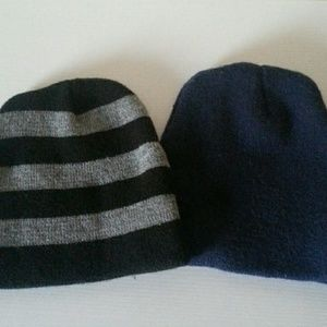 Carter's Other - 2 baby beanie hats