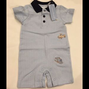First Impressions Other - First Impressions Onesie with Collar