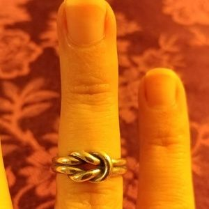 James Avery Jewelry - Gently used james avery Lovers' Knot Ring