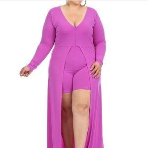 Dresses & Skirts - Plus size dress romper